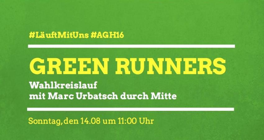 Green Runners